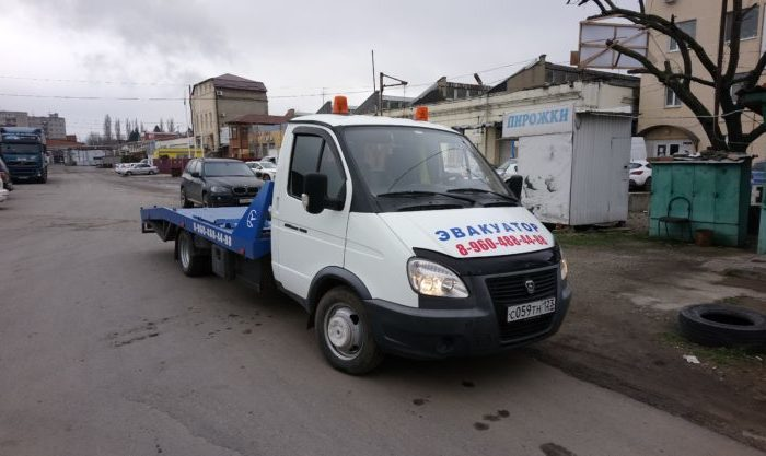 Краснодар эвакуатор круглосуточно край город до 2 тонн